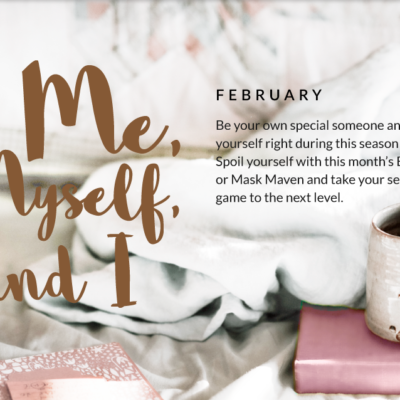 Beauteque Mask Maven February 2019 Theme Spoilers + Coupon!