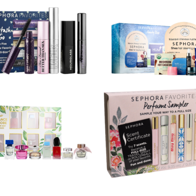New Sephora Kits Available Now + Coupons