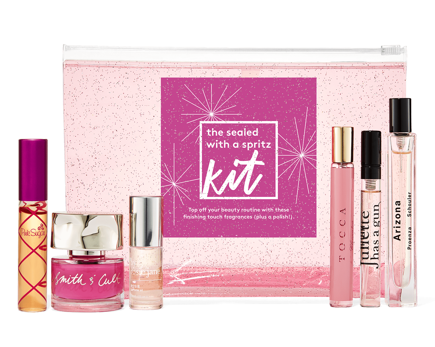 New Birchbox Sealed With a Spritz Kit + Free Gift Coupons!