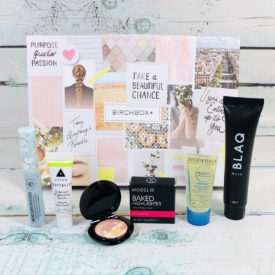Birchbox January 2019 Box Review + Coupon