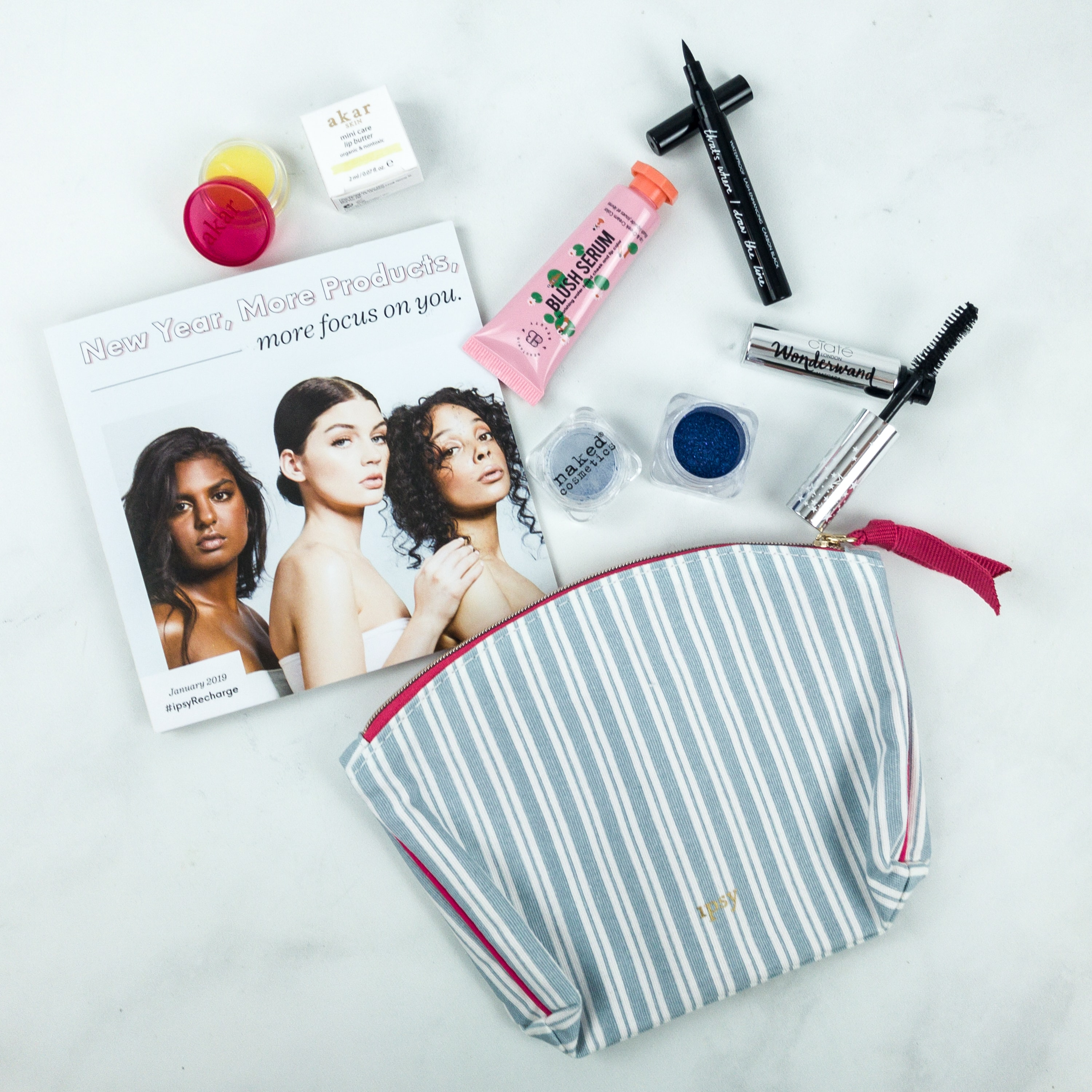Ipsy January 2019 Review
