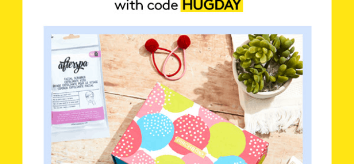 Birchbox UK Hug Day Sale : Get Your First Box For Only £5!