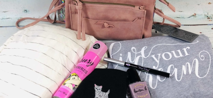 My Fashion Crate January 2019 Subscription Box Review