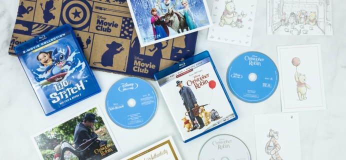 Disney Movie Club December 2018 Review + Coupon! – Review # 2