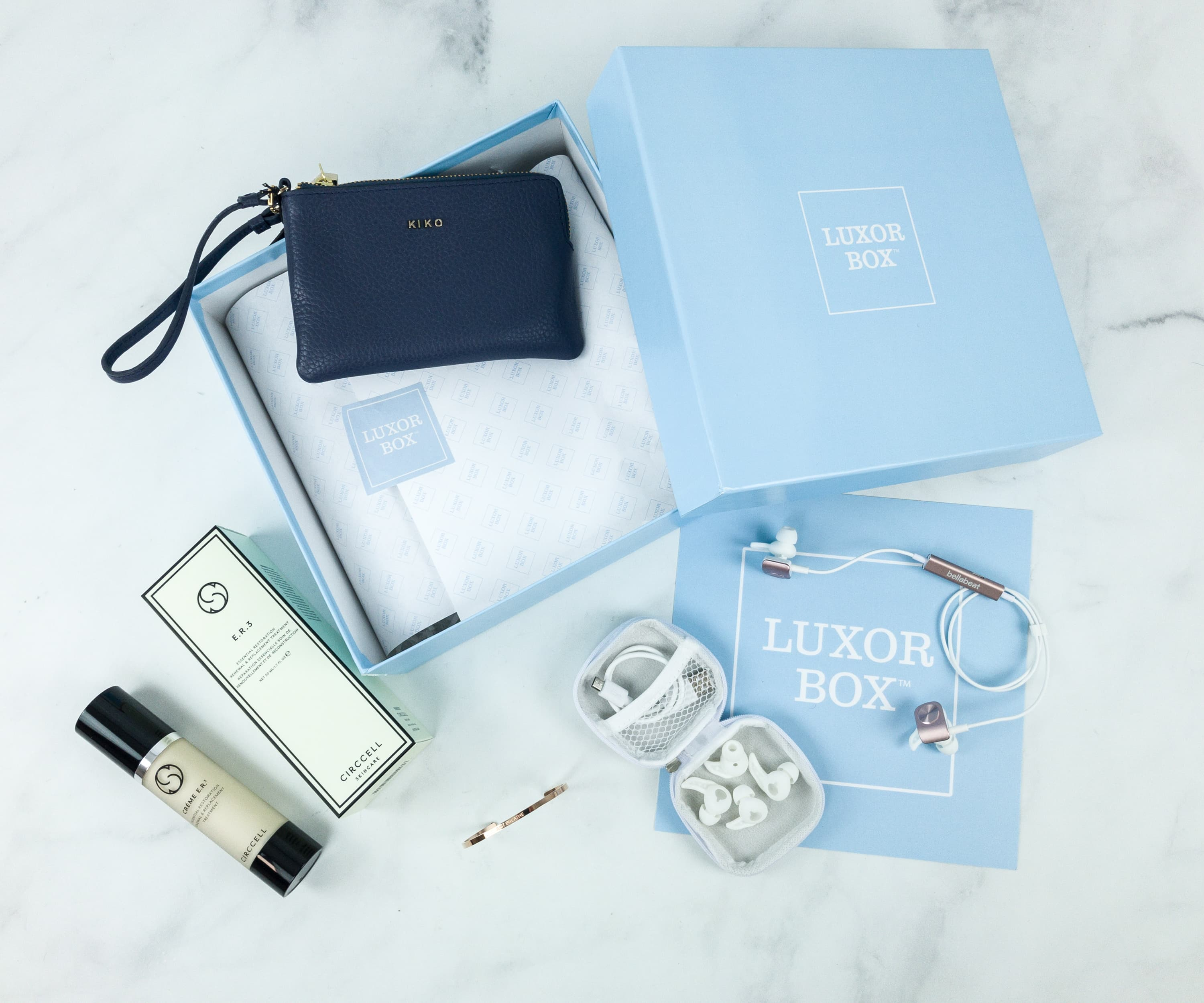 Luxor Box January 2019 Subscription Box Review