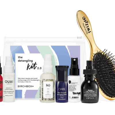 The Detangling Kit 2.0 – New Birchbox Kit Available Now + Free Gift Coupons!