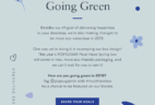 POPSUGAR Must Have Box Spring 2019 Features Eco-Friendly Packaging