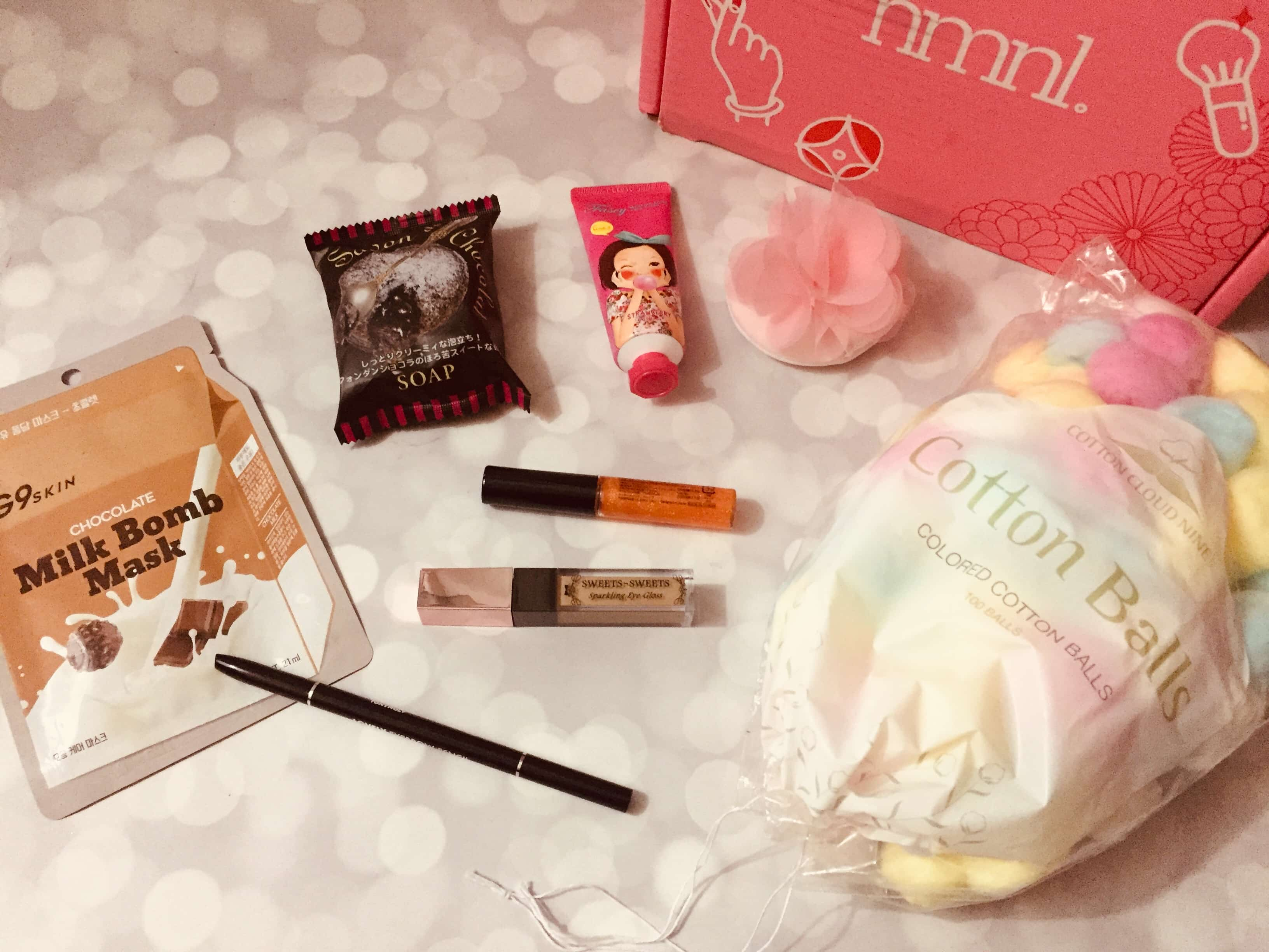 nmnl February 2019 Subscription Box Review + Coupon