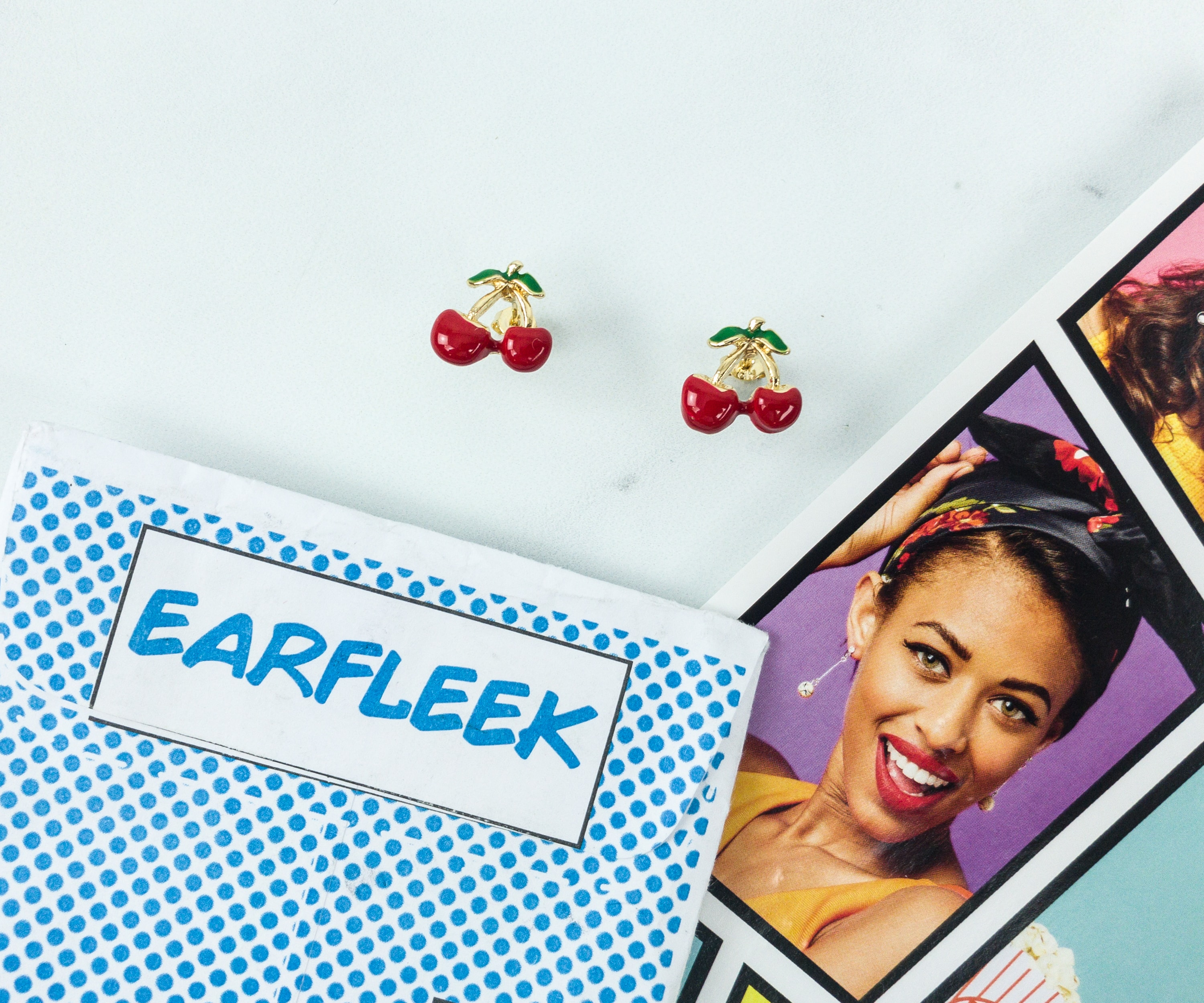 EarFleek Silly & Fun December 2018 Subscription Box Review + 50% Off Coupon
