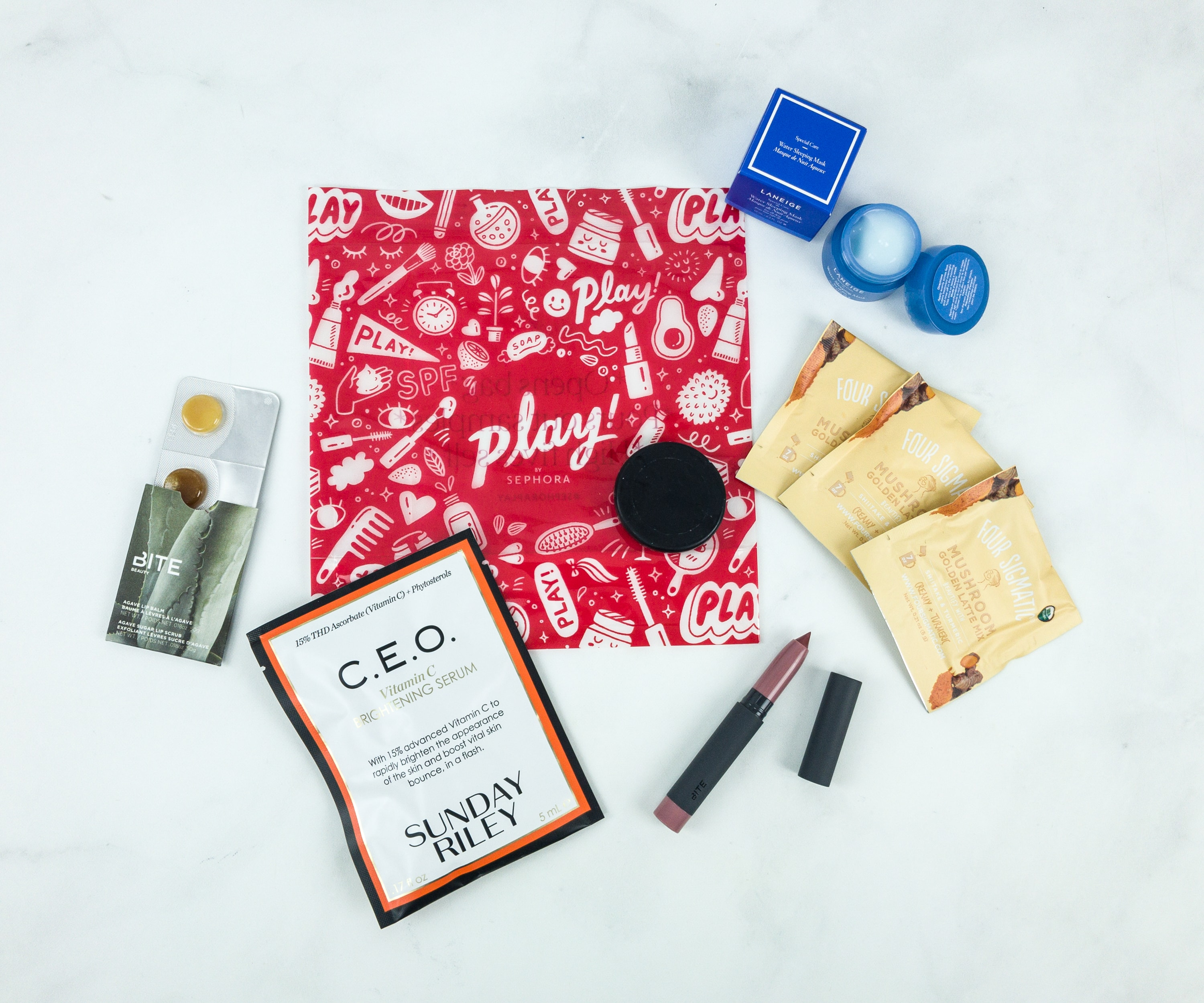 Play! by Sephora January 2019 Subscription Box Review