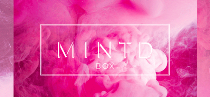 MINTD Box February 2019 Theme Spoilers + Coupon!