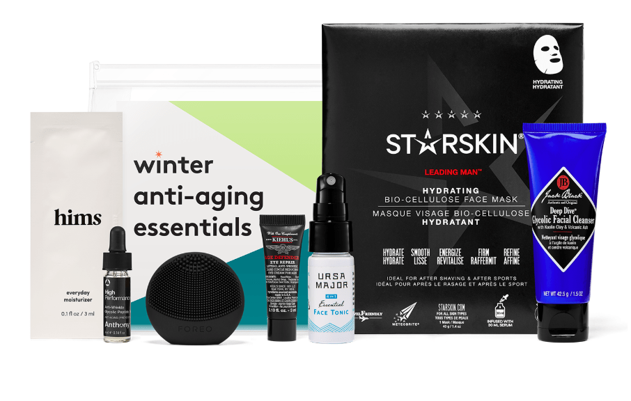 New Birchbox Man The Winter Anti-Aging Essentials Kit Available Now + Coupons!