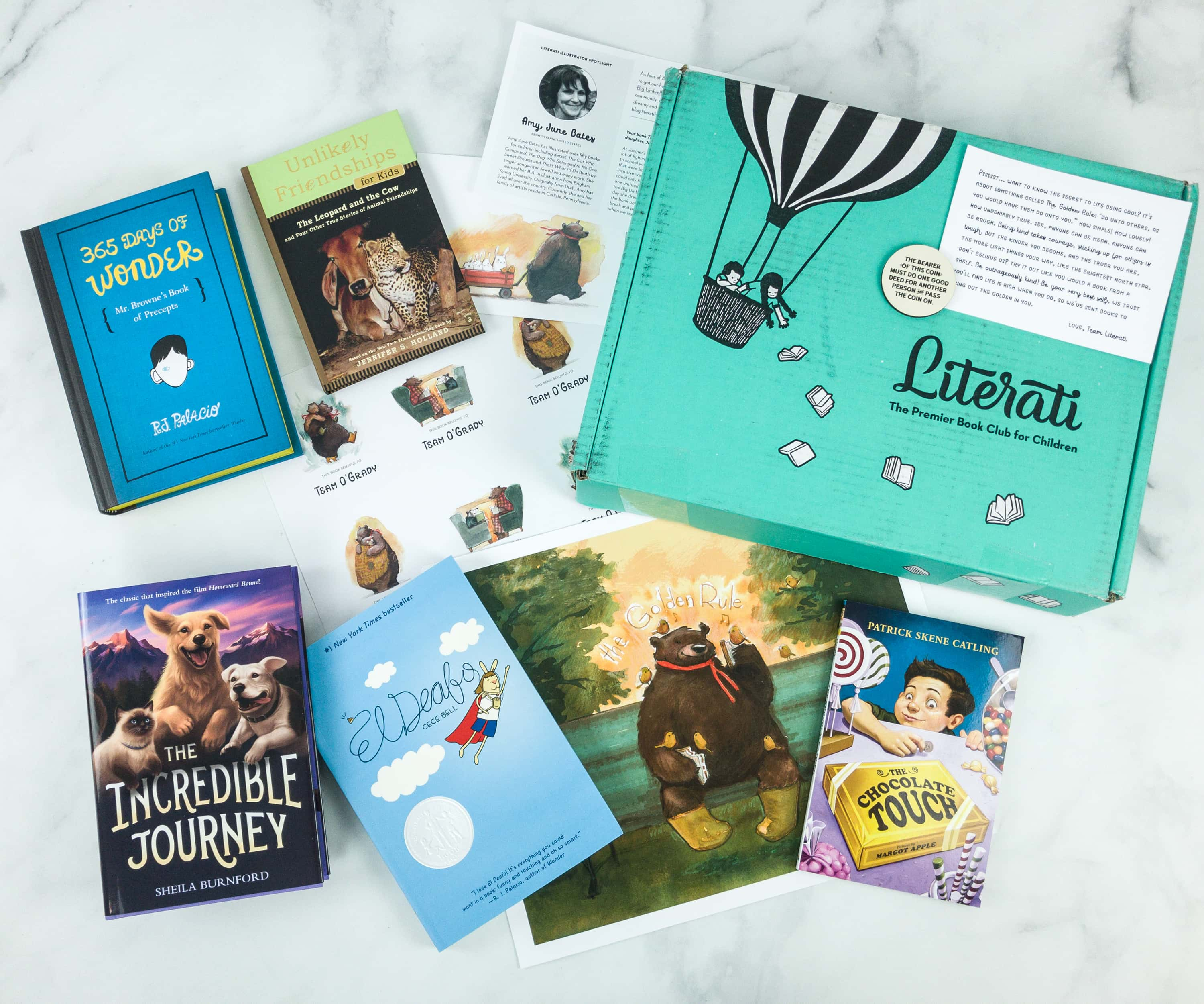 Literati January 2019 Review + Coupon – CLUB SAGE