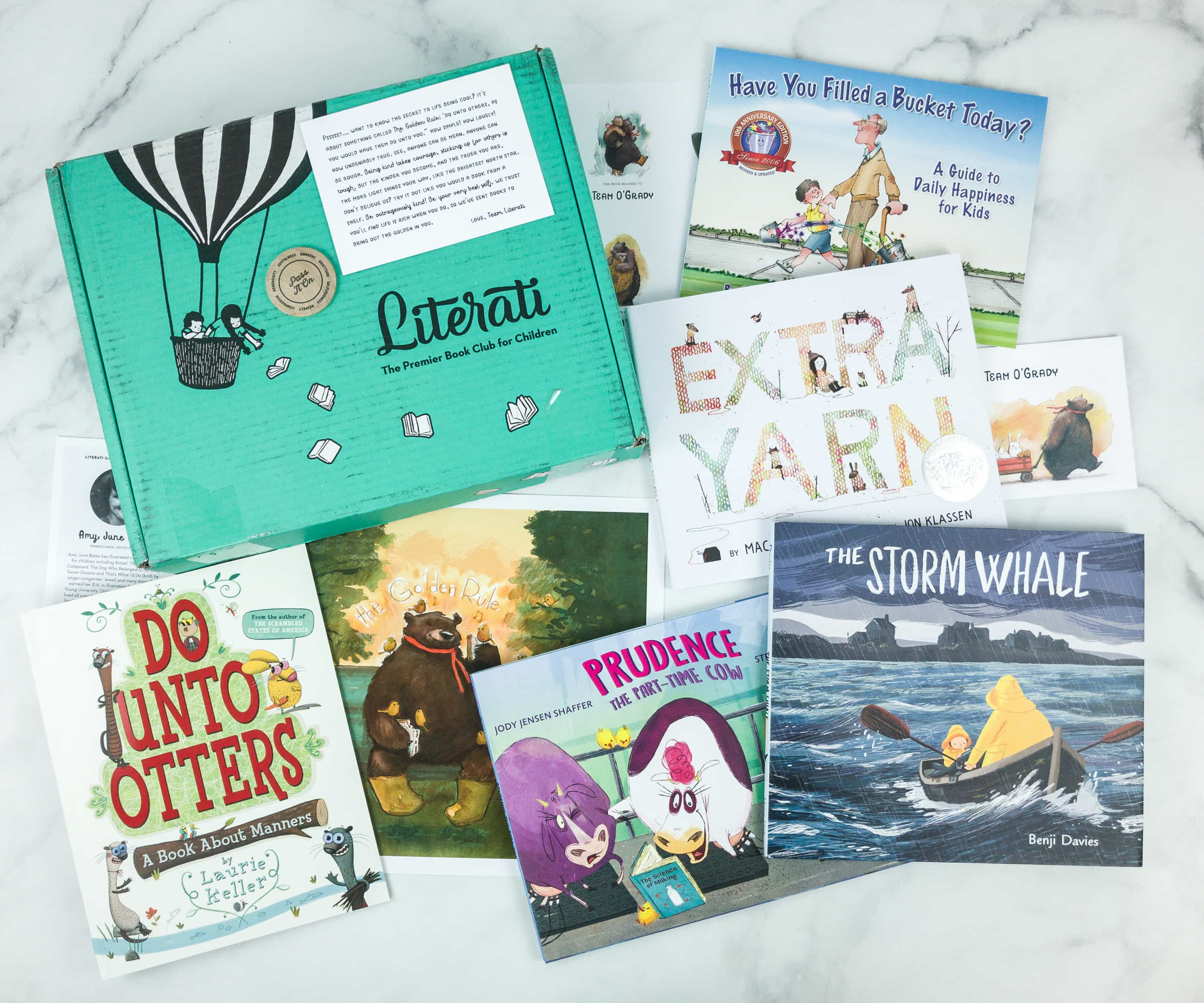 Literati Club Nova Box Review + Coupon – December 2018