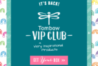 Tombow VIP Club January 2019 Box Available Now + Full Spoilers!