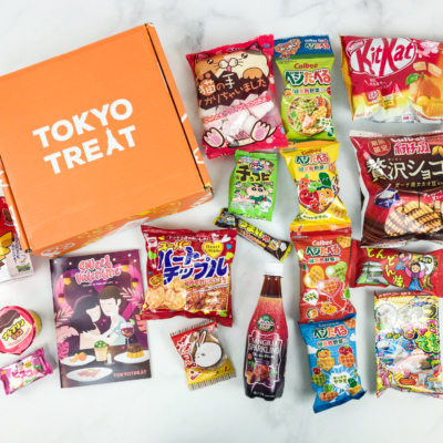 Tokyo Treat February 2019 Subscription Box Review + Coupon