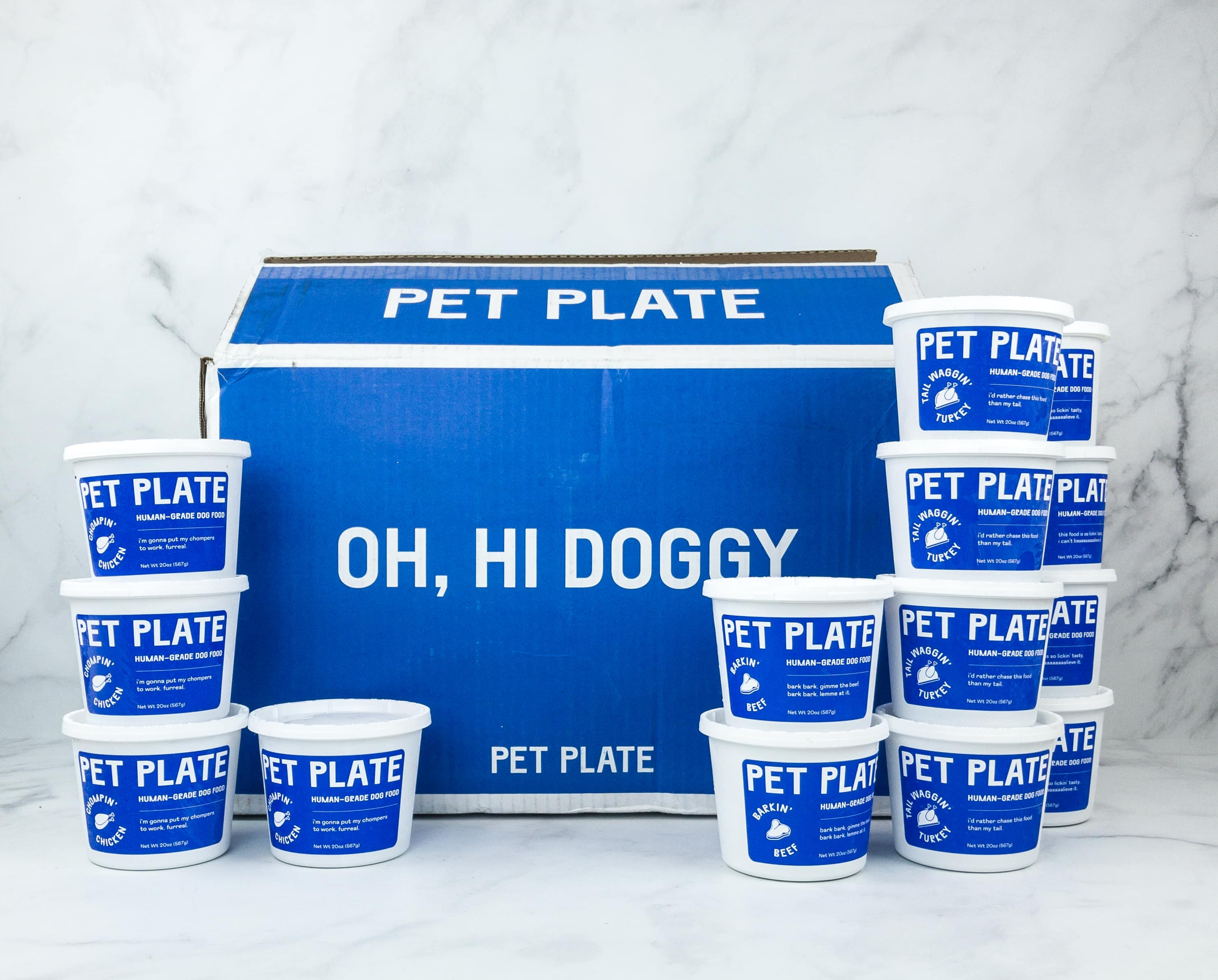 Pet Plate Dog Food Subscription Review + Coupon – LICKIN' LAMB!