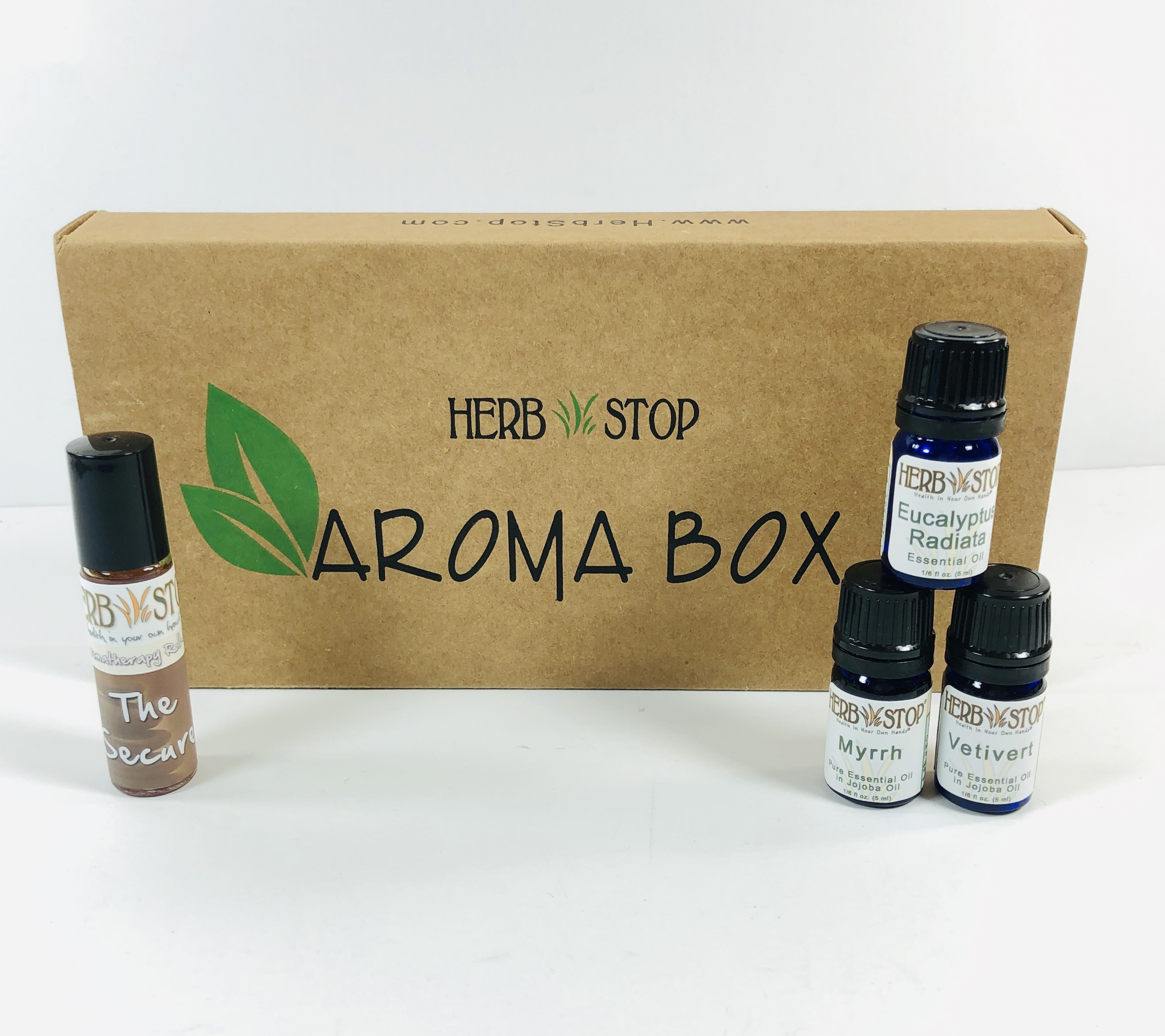 Herb Stop AromaBox Subscription Review & Coupon – January 2019
