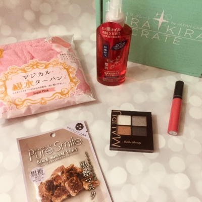 Kira Kira Crate February 2019 Subscription Box Review + Coupon