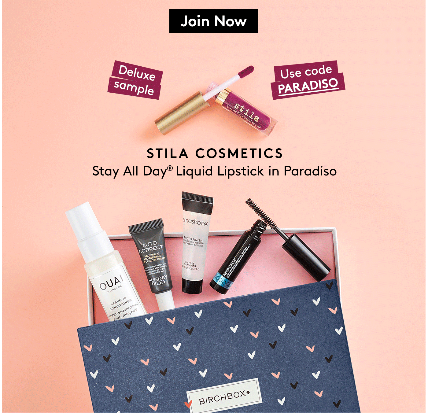 Birchbox Coupon: Get MAC or Stila Lip Sample with Subscription!