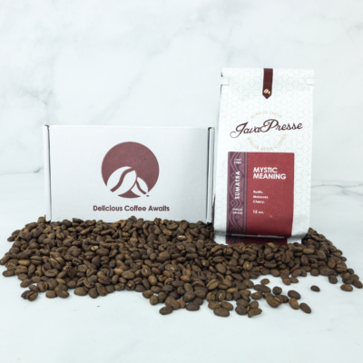 Java Presse Coffee Of The Month Club January 2019 Review + Coupon