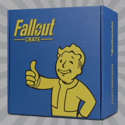 Fallout Crate Coupon: Save 30% on Annual Subscription + Complete Build-A-Figure!