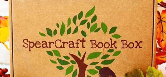 SpearCraft Book Box August 2019 Theme Spoilers – Young Adult!