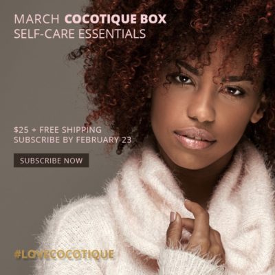 Cocotique March 2019 Spoiler #2 & #3 + Coupon!