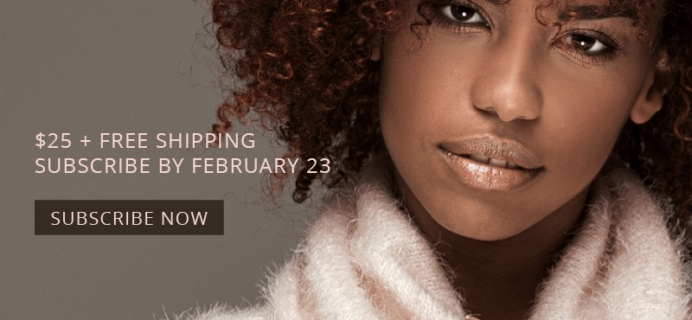 Cocotique March 2019 Spoiler #4 + Coupon – LAST CALL!