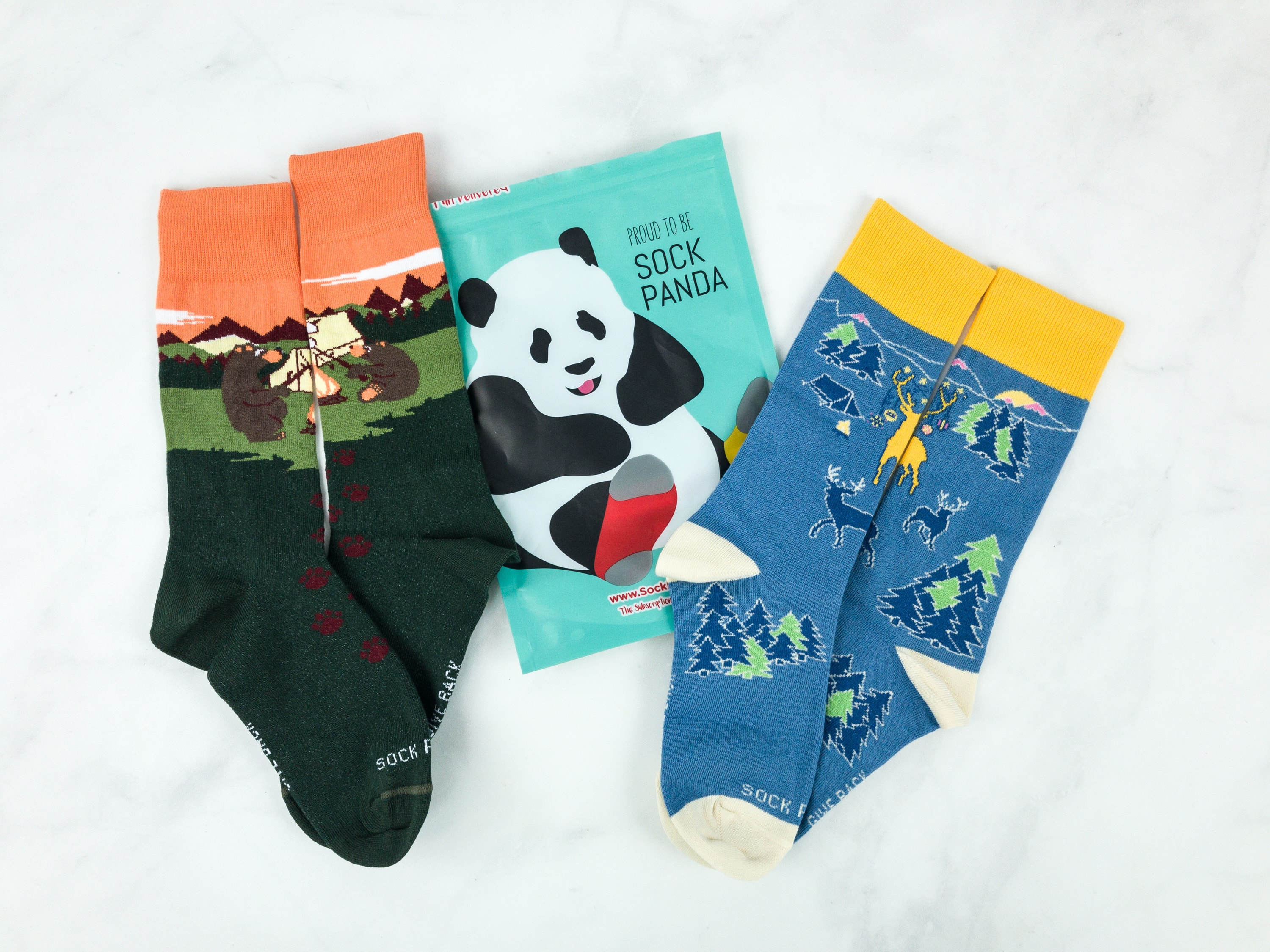Sock Panda Tweens December 2018 Subscription Review + Coupon