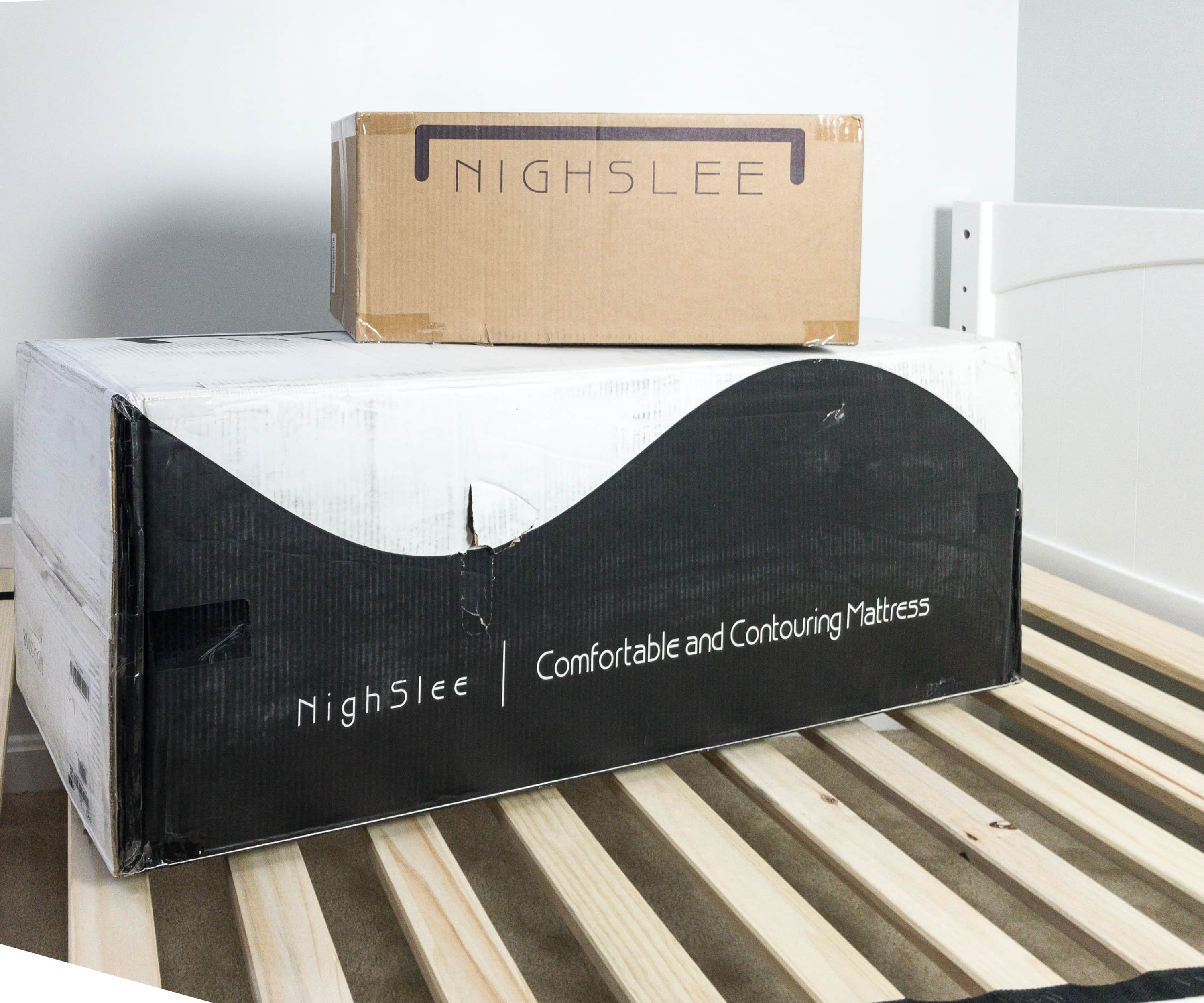 Nighslee Matress In A Box Review