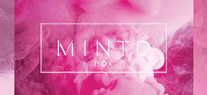 MINTD Box February 2019 Full Spoilers + Coupon!