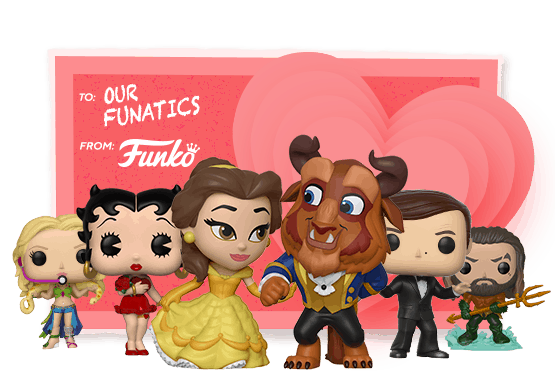 Funko Valentine's Day Coupon: Get 15% Off Sitewide!