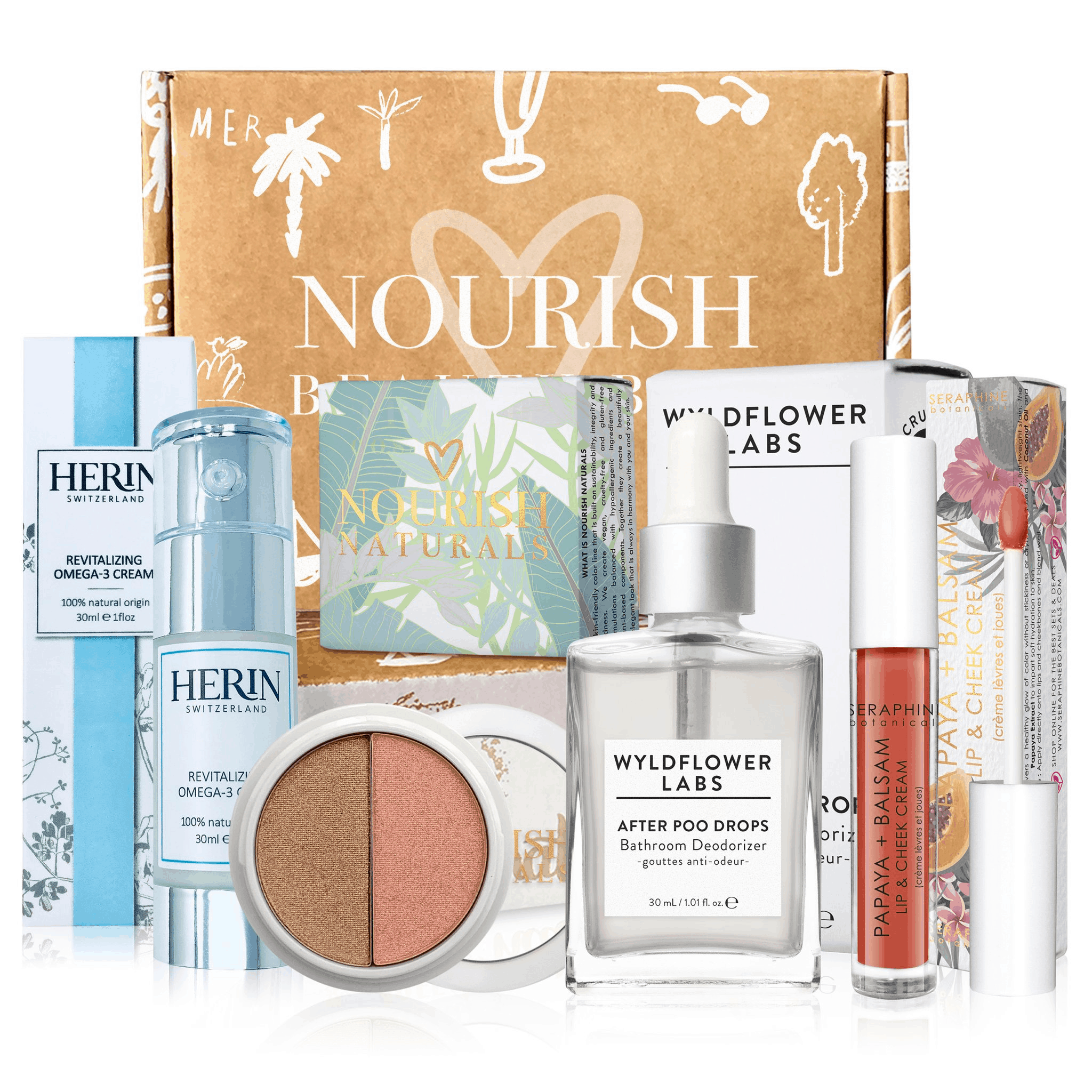 Nourish Beauty Box Coupon: Get 15% Off Your First Box!