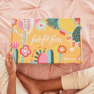 FabFitFun Box Valentine's Day Deal: Get a FREE Mystery Bundle With Your First Box!
