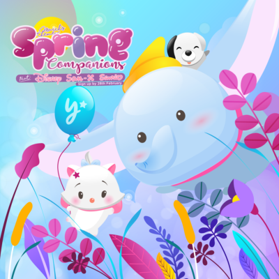 YumeTwins March 2019 Spoiler #3 & Coupon!