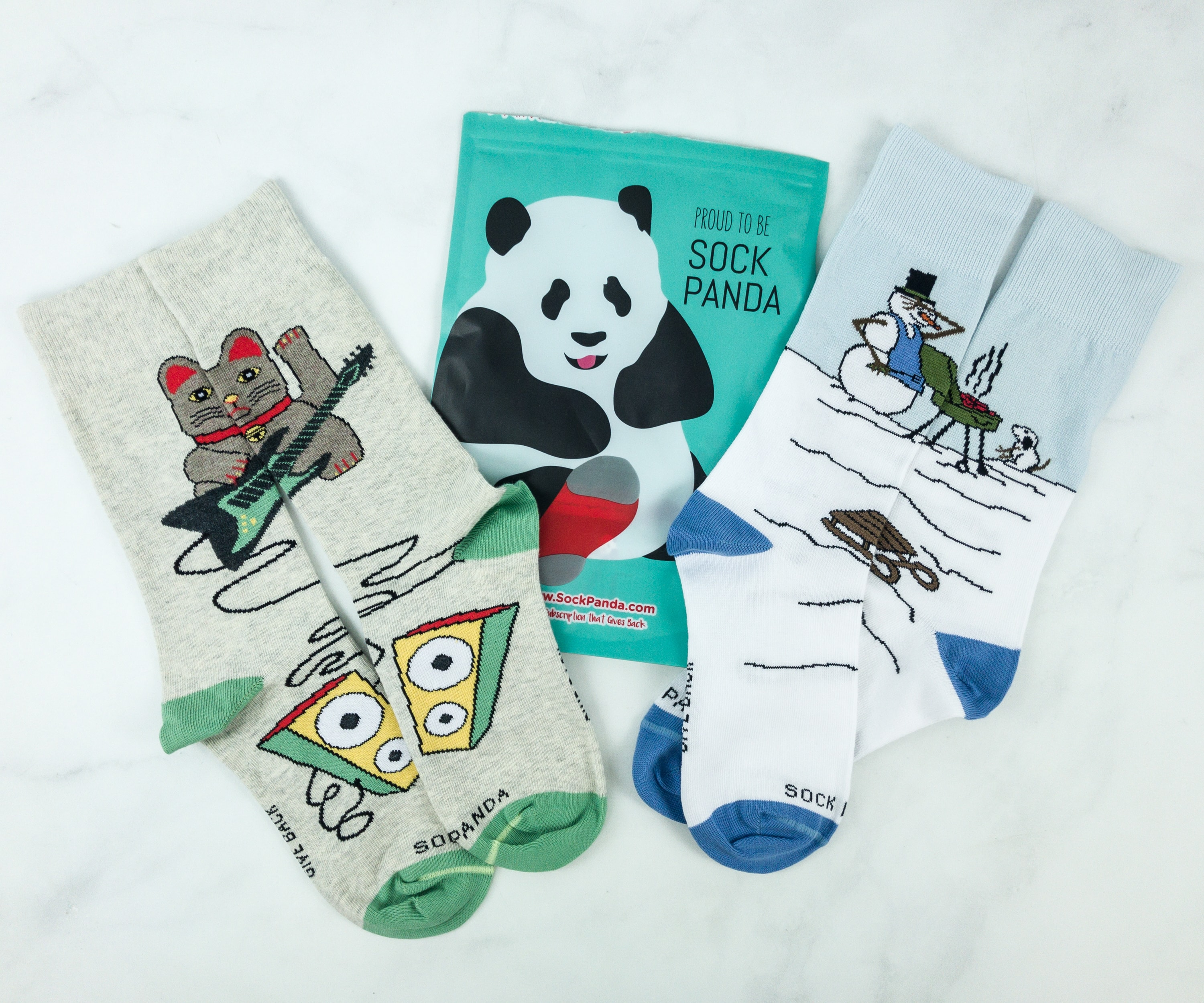 Sock Panda Tweens January 2019 Subscription Review + Coupon – BOYS