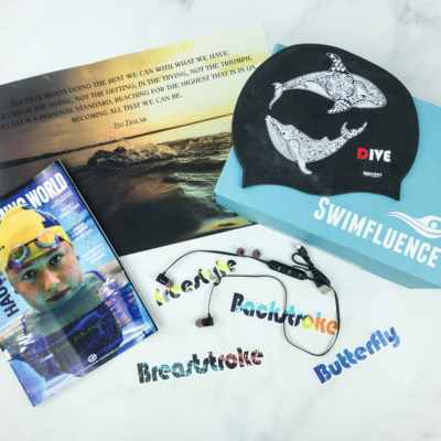 Swimfluence January 2019 Subscription Box Review