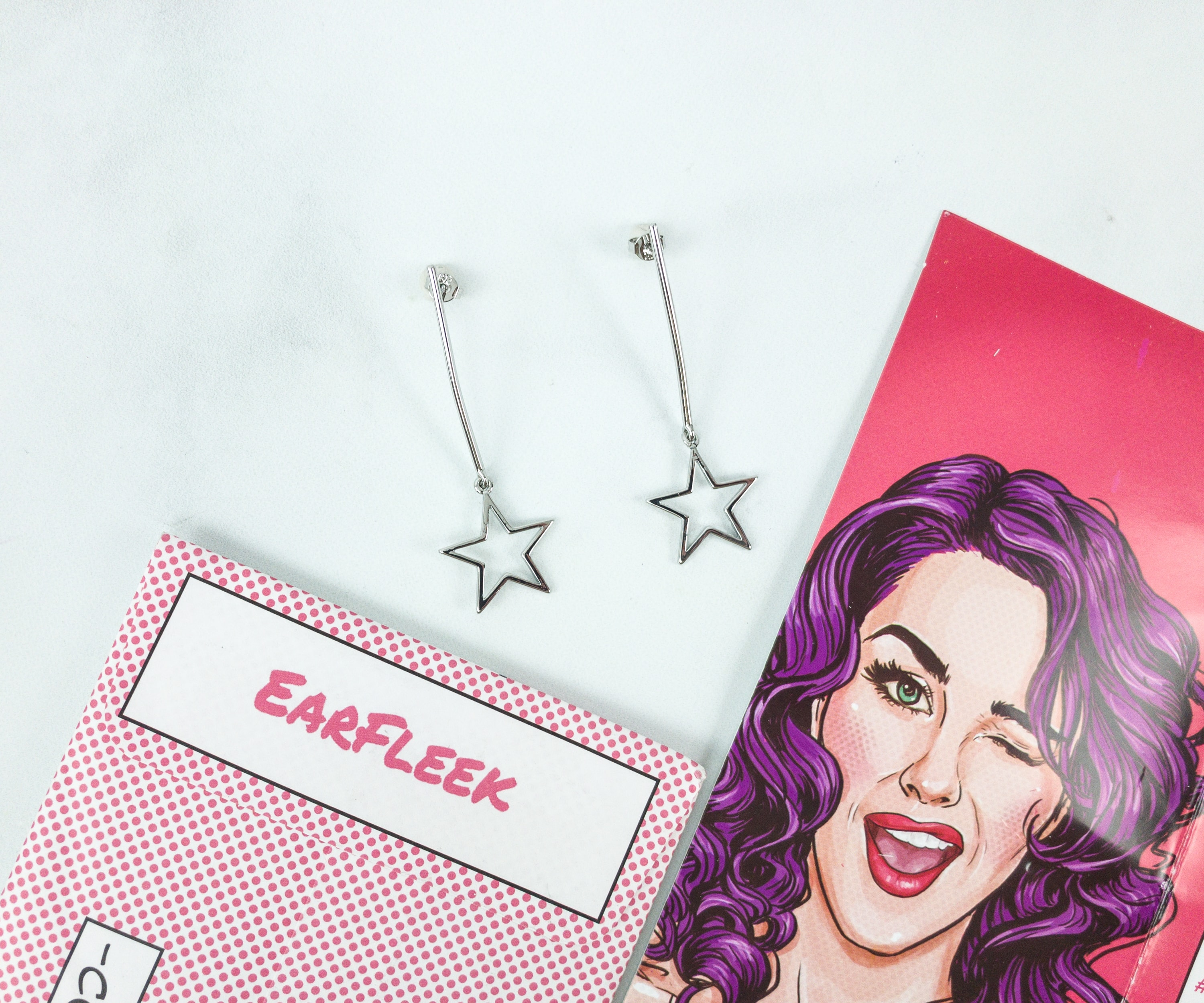 EarFleek Silly & Fun January 2019 Subscription Box Review + 50% Off Coupon