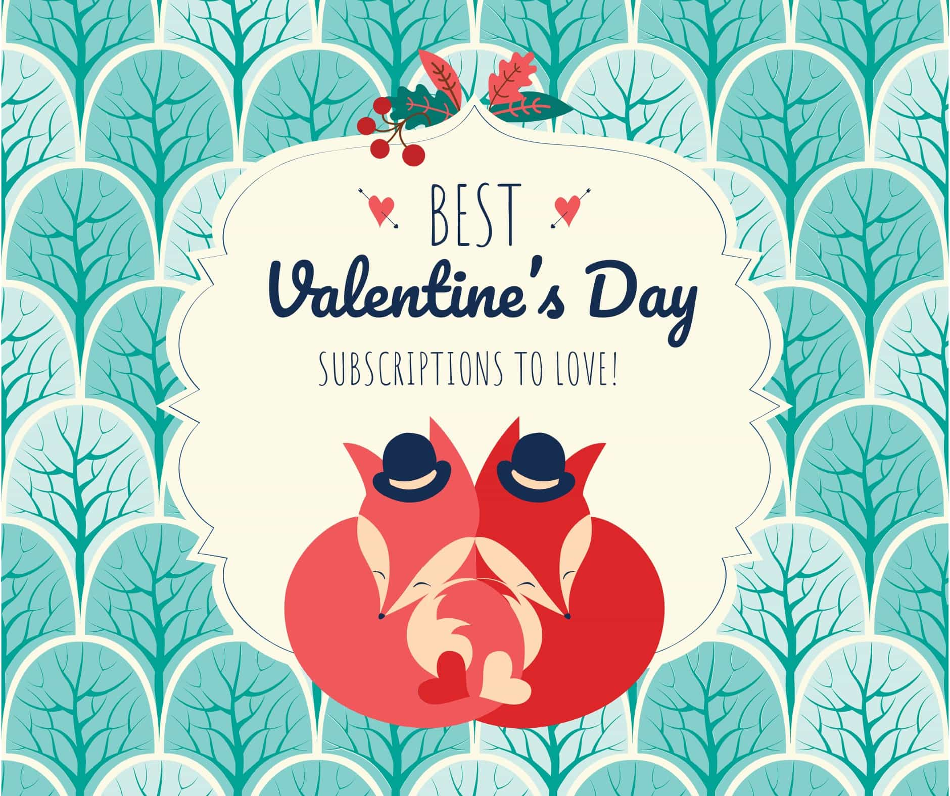 Best Valentineu0027s Day Gifts! Subscriptions to Send with Love!  sc 1 st  Hello Subscription & Subscription Box Gift Ideas - hello subscription