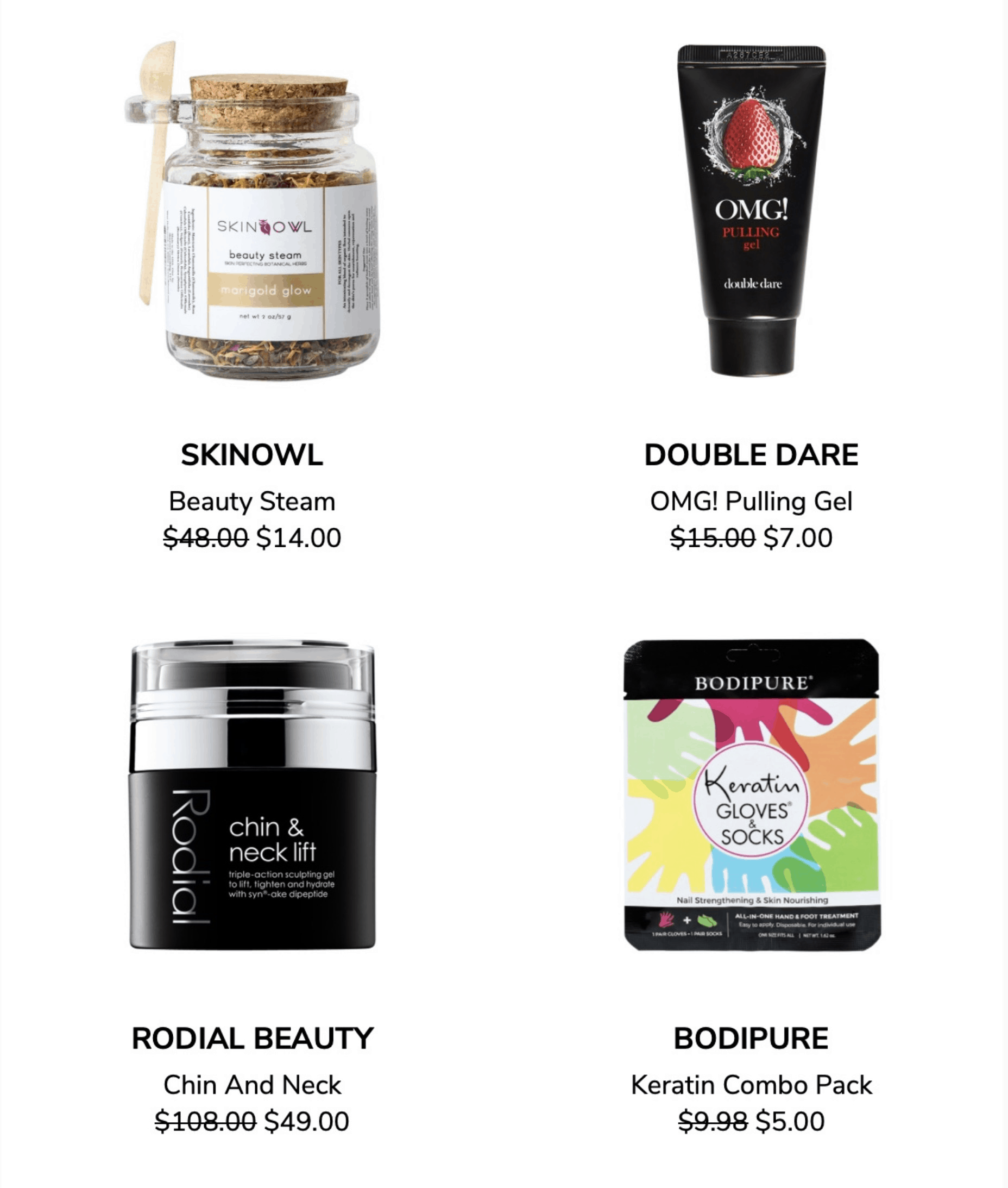 Fabfitfun Spring 2019 Add Ons Spoilers Hello Subscription