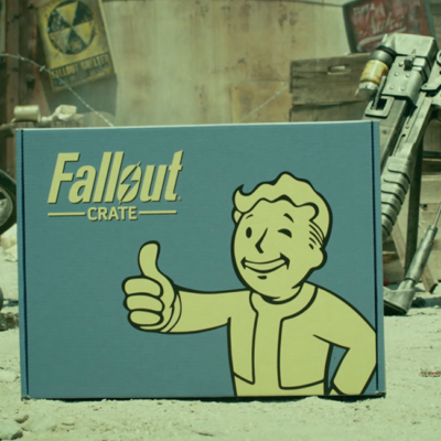 Loot Crate Fallout Crate August 2019 Theme Spoilers + Coupon