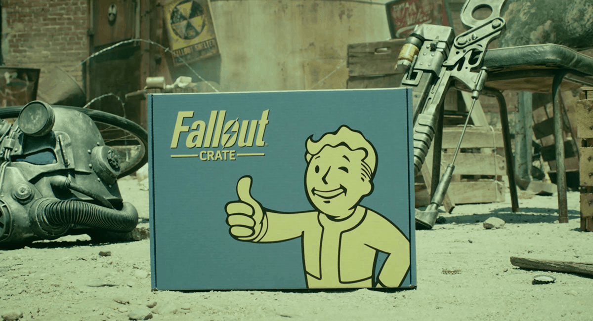 Loot Crate Fallout Crate December 2019 Spoiler #1 + Coupon