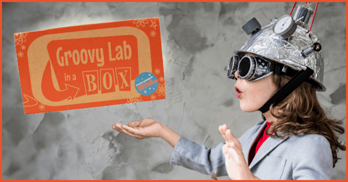 Groovy Lab In A Box March 2019 Theme Spoilers + Coupon!