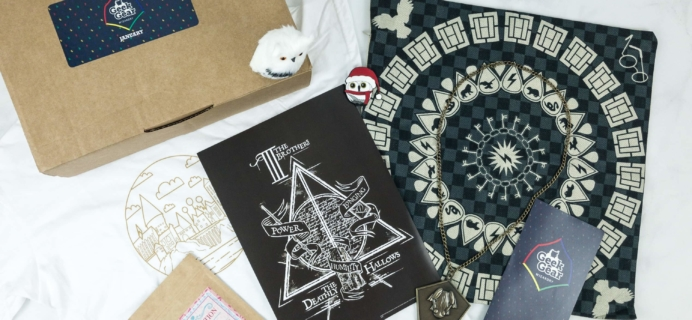 Geek Gear World of Wizardry January 2019 Subscription Box Review & Coupon