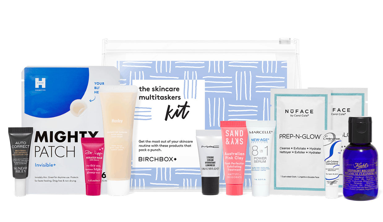The Skincare Multitaskers Kit – New Birchbox Kit Available Now + Coupons!