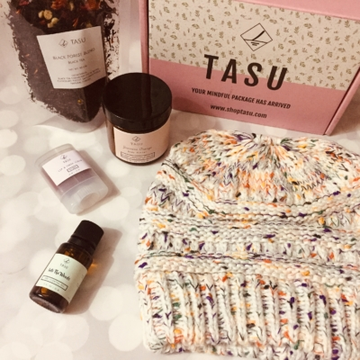 Tasu January 2019 Subscription Box Review + Coupon