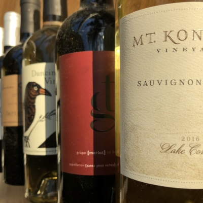 Blue Apron Wine February 2019 Subscription Box Review