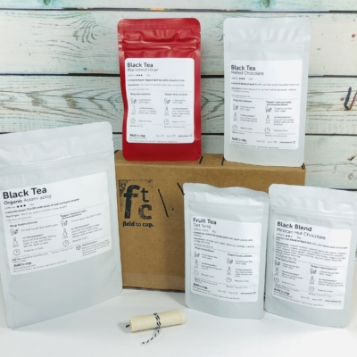 Field To Cup February 2019 Subscription Box Review + Coupon