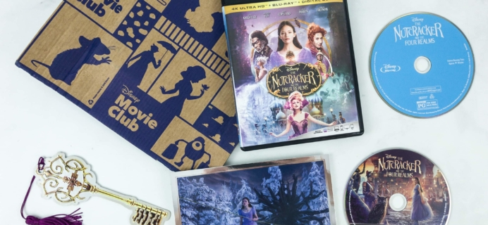 Disney Movie Club January 2019 Review + Coupon!